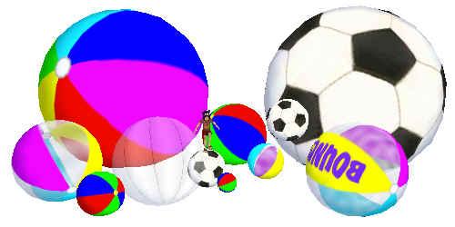 More big balls